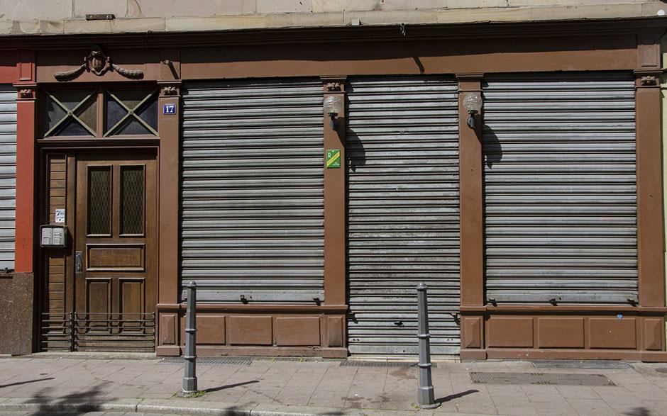 store volet roulant Montreuil